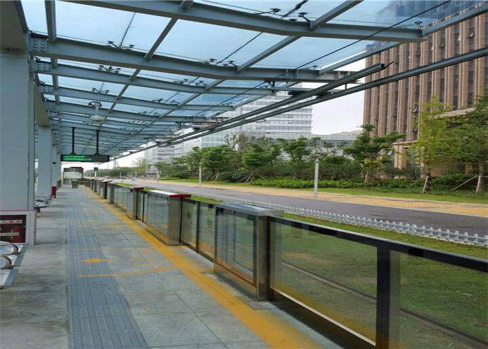 Up Hanger Bus Platform Screen Door System Lower Driving  For BRT Station