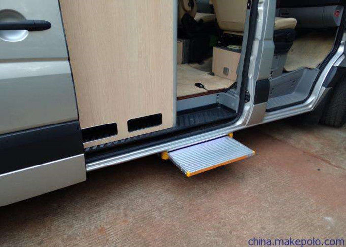 Door Sliding Step As Bus Body Parts 12V And 24V Used For Coaster Electric Bus