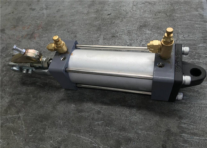 Strong Bottom Support  Pneumatic Door Actuator Air Cylinder For Intercity Bus